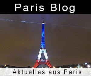 Paris Blog aktuelles aus Paris