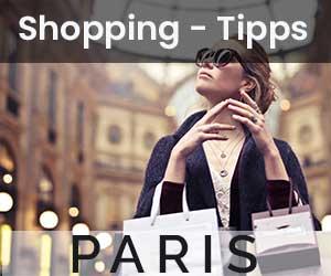 Shopping-Tipps für Paris
