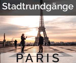 Stadtrundgänge Paris