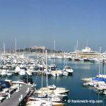 Hafenpanorama Antibes