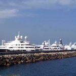 Luxusjachten der Milliardäre - Hafen Antibes