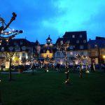 Deauville an Weihnachten