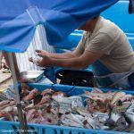 Fischverkauf am alten Hafen - Marseille