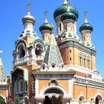 Saint-Nicolas Russisch-orthodoxe Kathedrale Nizza