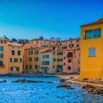 Häuser in Saint-Tropez