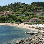 kleiner Strand bei Saint-Tropez