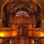Orgele Kirch St-Thomas