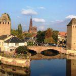 gedeckte Brücken Straßburg