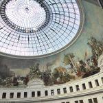 Glaskuppel Bourse de Commerce - Pinault Collection