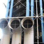 Detail Centre Pompidou
