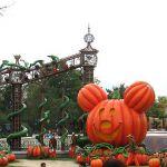 Animation zu Halloween Disneyland Paris