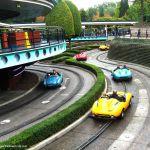 Autopia im Discoveryland Disneyland Paris
