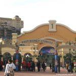 Eingang Walt Disney Studios Park