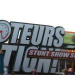 Eingang zur Stunt-show Disney Studios Park