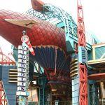 Eingang Videopolis Disneyland Paris