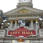 Fassade der City-Hall