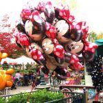 Mickey Mouse Luftballons Verkaufsstand