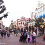 Mainstreet Disneyland Paris