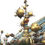 Orbitron im Disneyland Paris