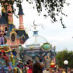 Parade 20. Geburtstag Disneyland Paris