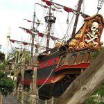 Piratenschiff im Adventurland Disneyland Paris
