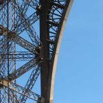 Detail des Eiffelturms