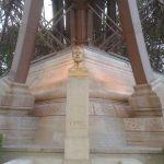 Statue von Gustave Eiffel