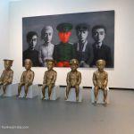Ausstellung Chinesische Werke - Fondation Louis Vuitton