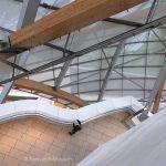 Fondation Louis Vuitton - Detail Architektur