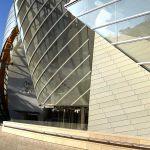 Eingang Fondation Louis Vuitton