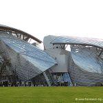 Fondation Louis Vuitton - Gesamtansicht