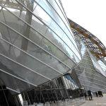 Fondation Louis Vuitton - Hinteransicht