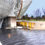 Fondation Louis Vuitton Wasserfall