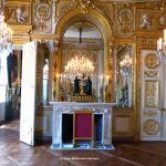 Kamin in der großen Galerie - Hôtel de la Marine