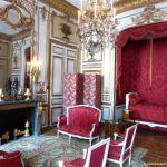 Schlafzimmer von Monsieur de  Fontaine - Hôtel de la Marine
