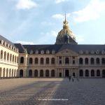 Ehrenhof im Hôtel des Invalides - Invalidendom