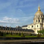 Gesamtansicht Invalidendom Paris
