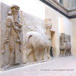 Louvre - Ägyptische Fresquen