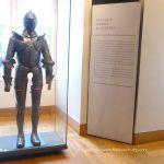 Louvre - Ritter-Rüstung aus dem Mittelalter