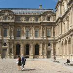 zweiter Innenhof vom Louvre