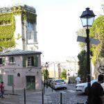 Nordseite des Montmartre