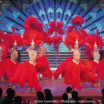 Show im Moulin Rouge