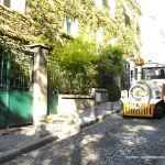 Touristenhähnchen Montmartre