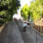 Treppe Montmartre Paris