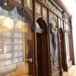 Fassade des Juwelenladens Fouquet - Musée Carnavalet