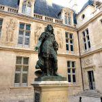 Statue von Louis XIV - Musée Carnavalet