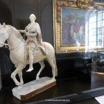 Statue - Gemälde - Ludwig XV - Musée Carnavalet