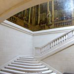 Treppe im Musée Carnavalet Paris