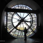 Bahnhofsuhr 5. Etage - Musée d'Orsay