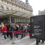 Eingang - Musée d'Orsay